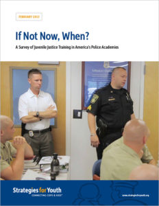 Strategies for Youth – If Not Now, When? Report