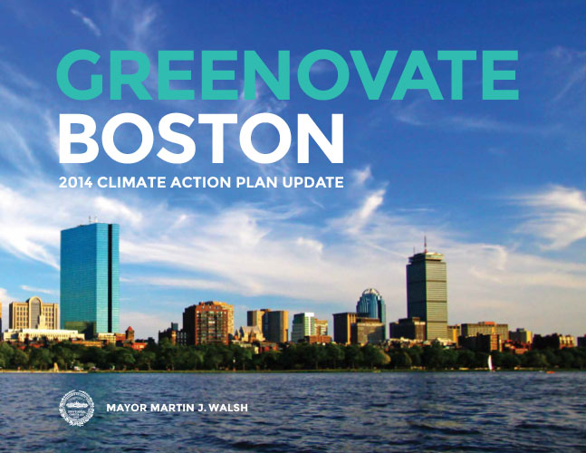 City of Boston—2014 Climate Action Plan Update