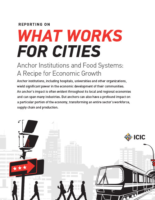 ICIC—What Works for Cities Report