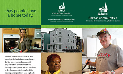 Caritas Trifold Appeal