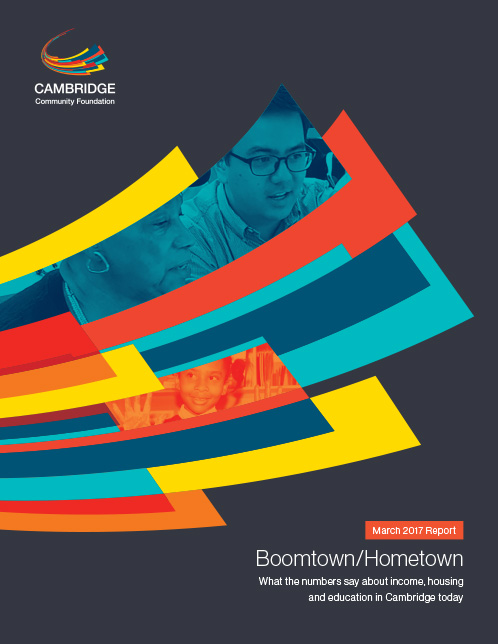 Cambridge Community Foundation - Boomtown/Hometown Report