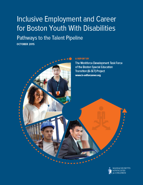 Massachusetts Advocates For Children —Task Force Report