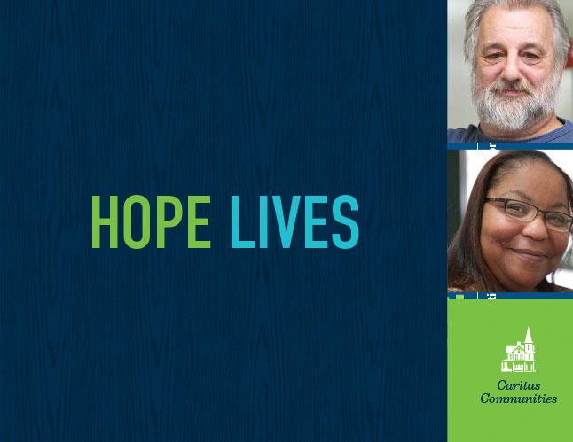 Caritas Communities 2015 Annual Report