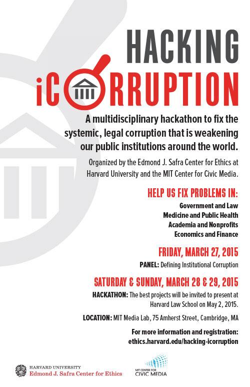 Hackathon Event Poster